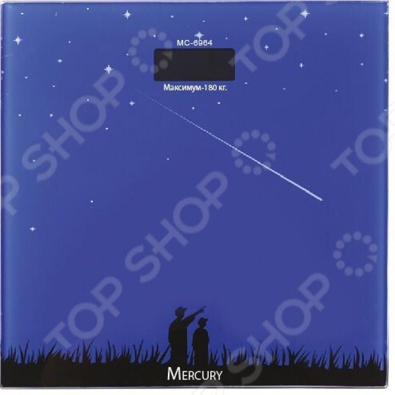 Весы Mercury MC-6964