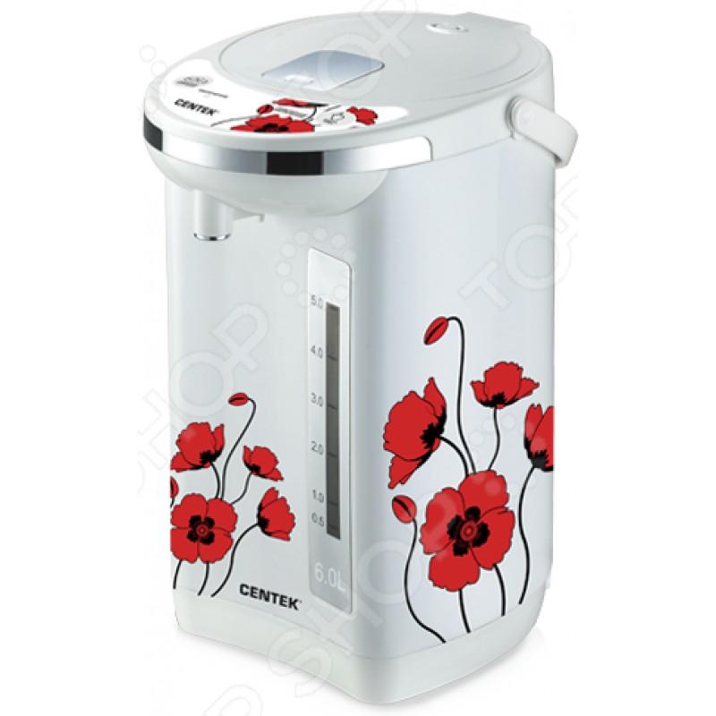 Термопот Centek CT-1081 «Цветы»