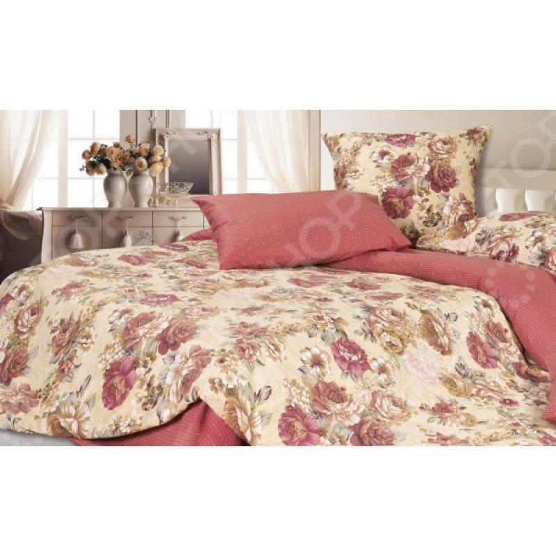 Комплект постельного белья Ecotex «Барокко». Семейный