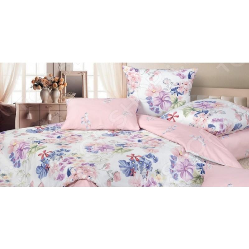 Комплект постельного белья Ecotex «Букет»