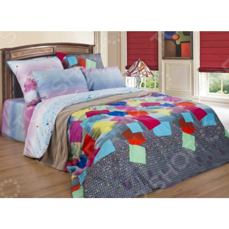 Комплект постельного белья La Noche Del Amor А-708. Евро