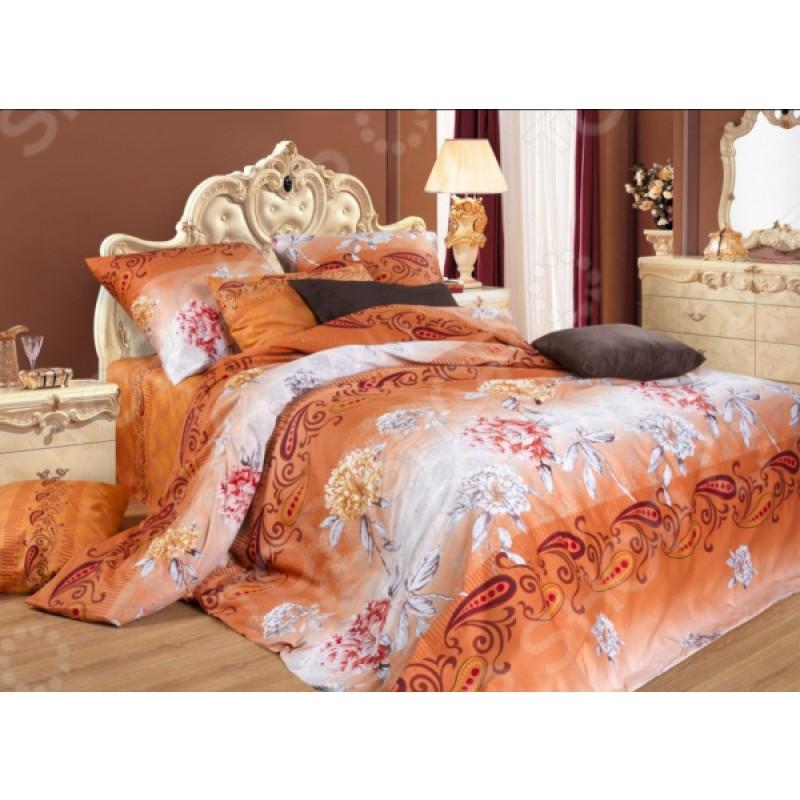 Комплект постельного белья La Noche Del Amor А-710. Евро