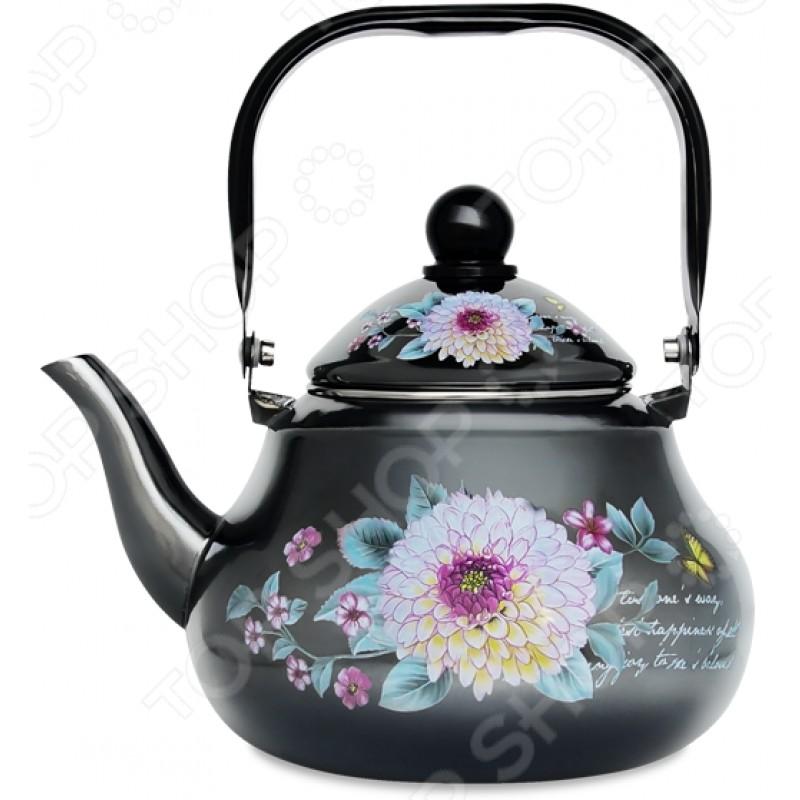 Чайник эмалированный LARA LR00-31