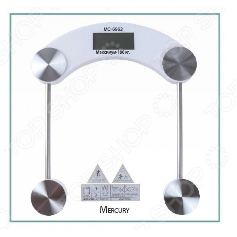 Весы Mercury MC-6962
