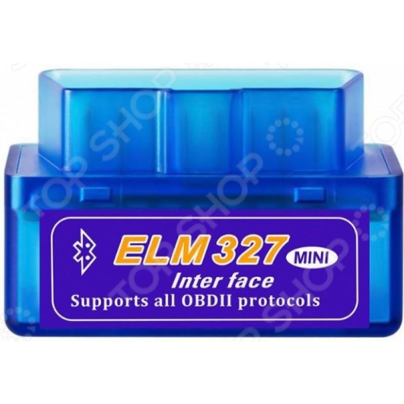 Тестер автомобильный Mini ELM327. В ассортименте