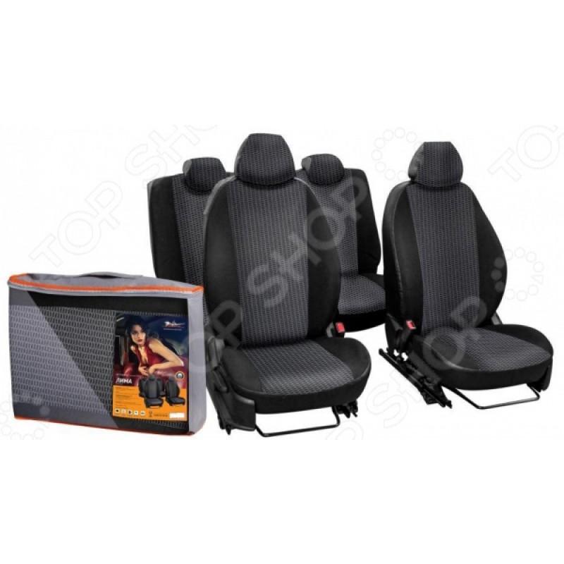 Набор чехлов для сидений Airline Renault Sandero / StepWay ACCS-L-15