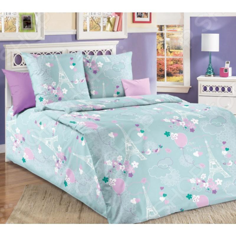 Комплект постельного белья Белиссимо «Романтика 3». 1,5-спальный