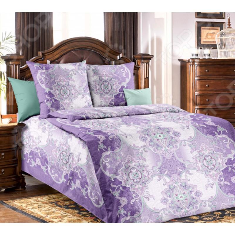Комплект постельного белья Белиссимо «Самоцветы». 1,5-спальный