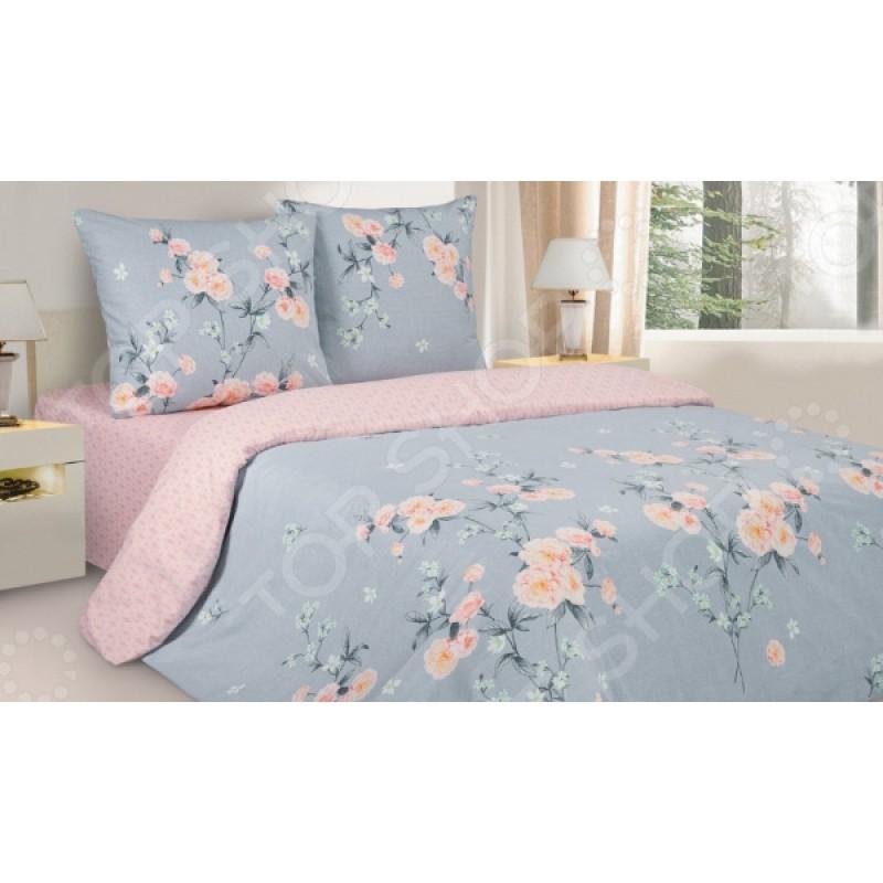 Комплект постельного белья Ecotex «Чувство»