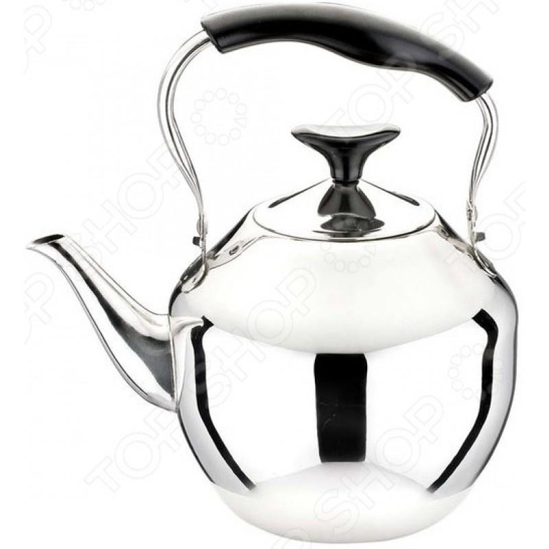 Чайник металлический Bekker