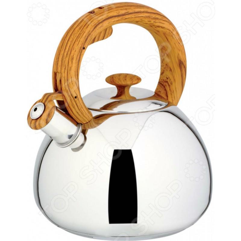 Чайник со свистком Bekker BK-S519