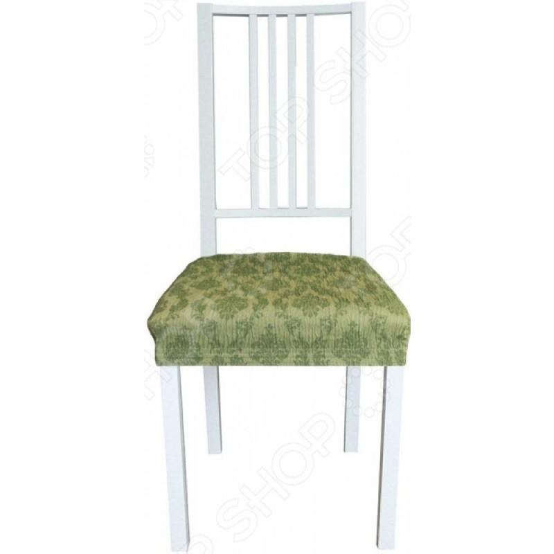 Комплект натяжных чехов на сиденье стула Еврочехол «Орна»