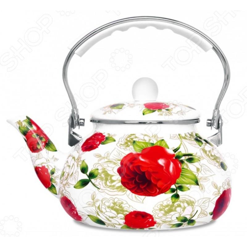 Чайник эмалированный LARA LR00-29