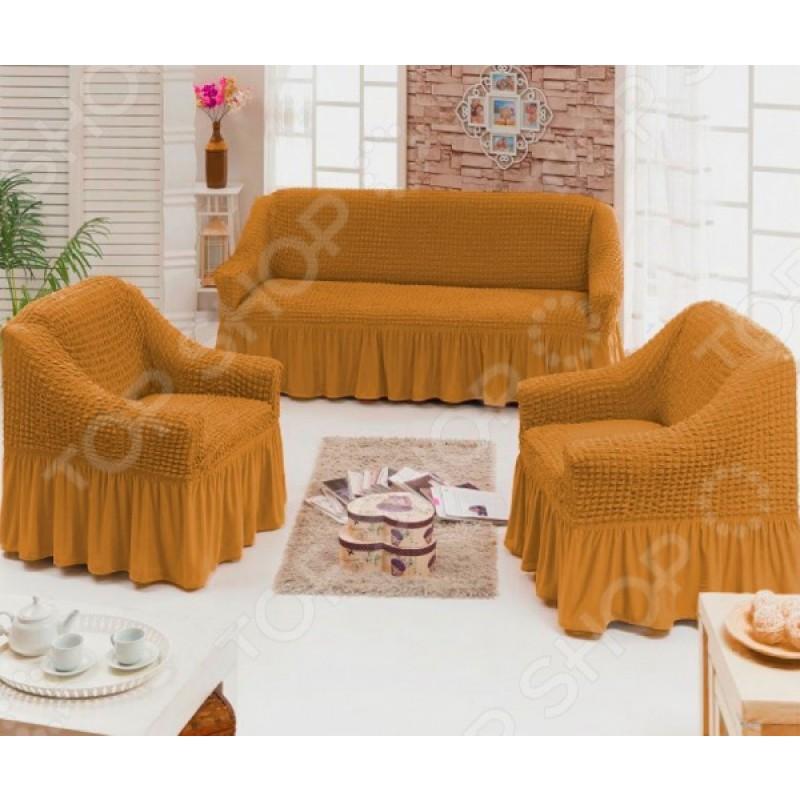 Чехлы для дивана «Изысканный стиль»