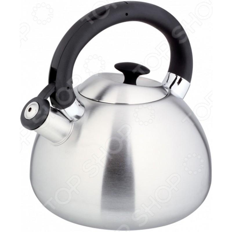 Чайник со свистком Bekker BK-S521