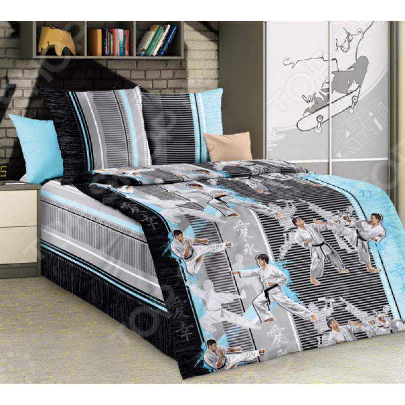 Детский комплект постельного белья ТексДизайн «Татами»