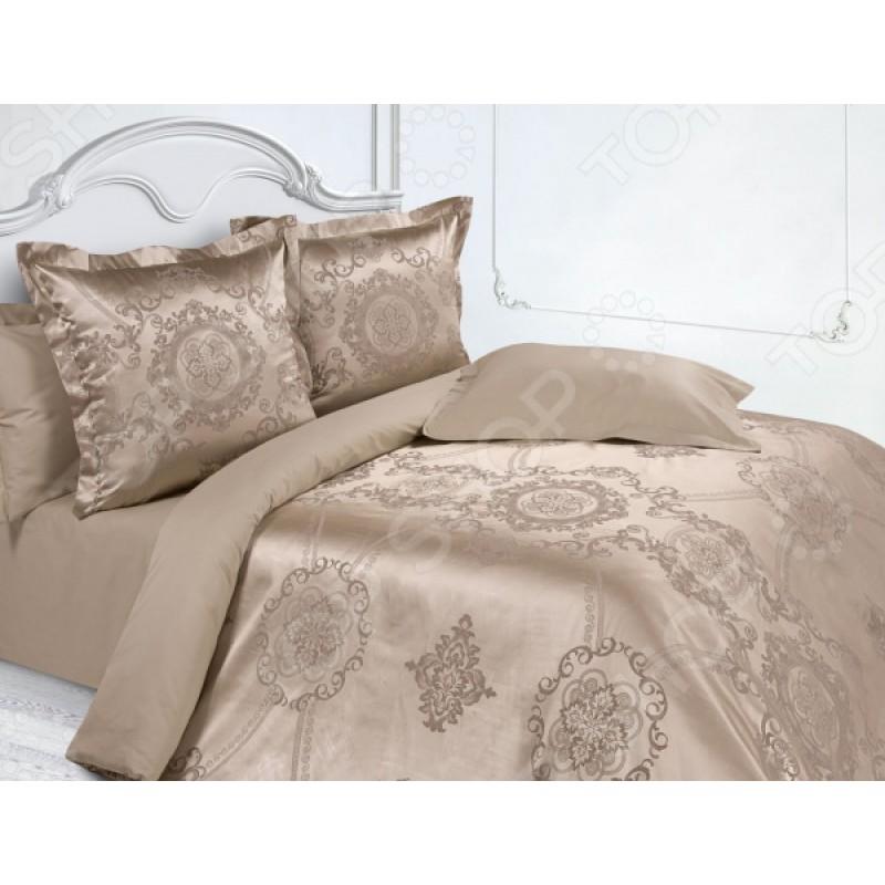 Комплект постельного белья Ecotex «Эстетика. Флоранс». 2-спальный