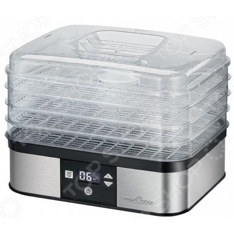 Сушилка для овощей и фруктов Profi Cook PC-DR 1116