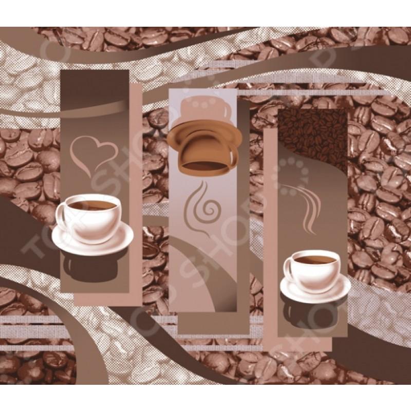 Полотенце вафельное ТексДизайн «Арабика»