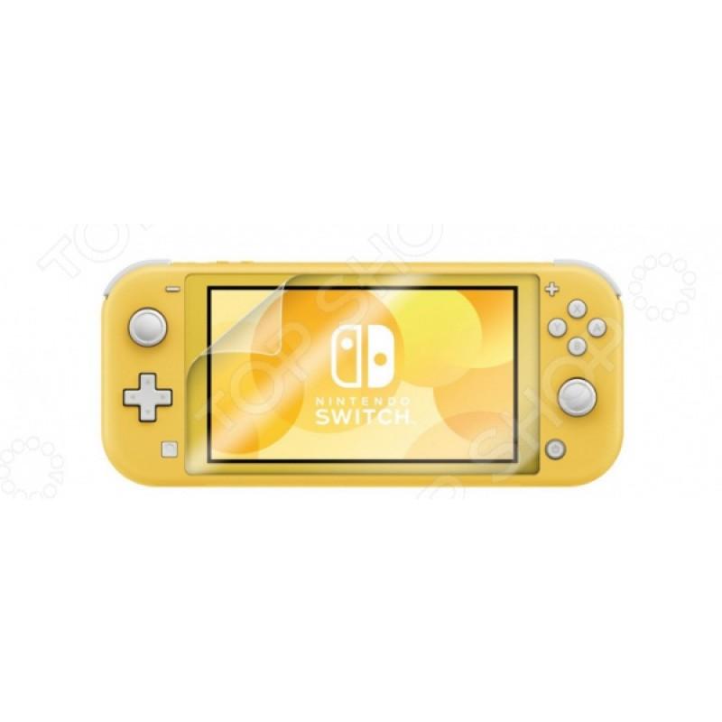Набор из чехла и защитной пленки HORI для Nintendo Switch Lite
