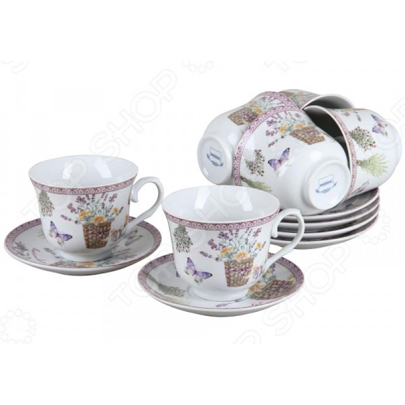 Чайный набор Rosenberg RPO-115038