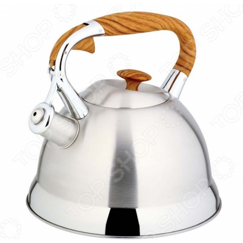 Чайник со свистком Bekker BK-S525