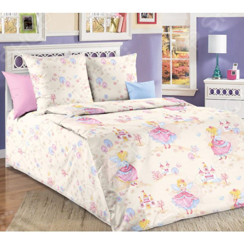 Детский комплект постельного белья ТексДизайн «Бэль»