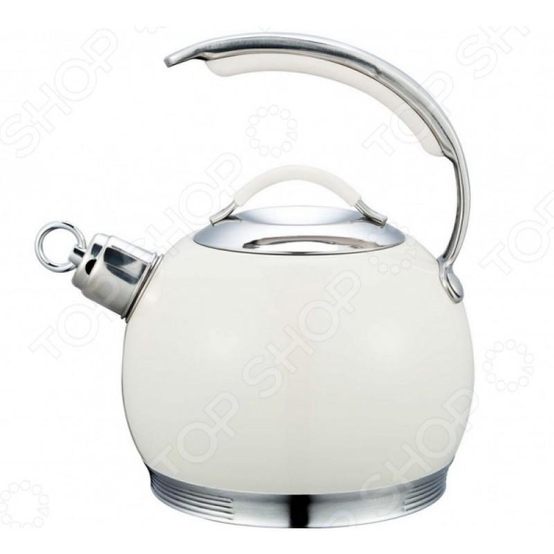 Чайник со свистком Bekker BK-S518