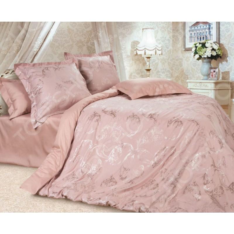 Комплект постельного белья Ecotex «Джульетта». Евро