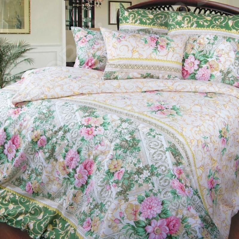 Комплект постельного белья ТексДизайн «Римский дворик»