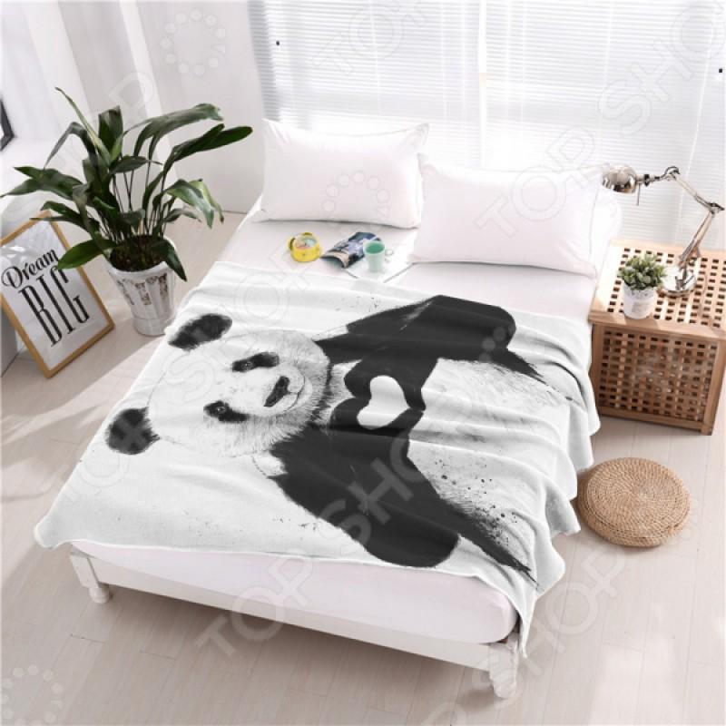 Плед ТамиТекс Panda Love