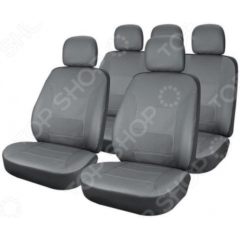 Набор чехлов для сидений Airline Cardinal ACS-UEL