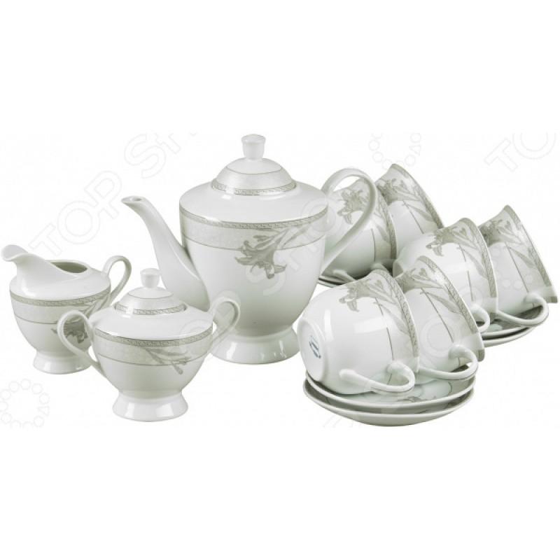Чайный набор Rosenberg «Чайная лилия»