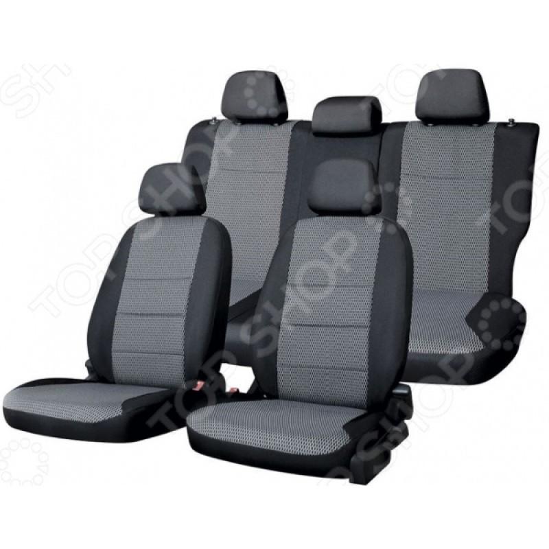 Набор чехлов для сидений Defly Chevrolet Niva, 2002-2014