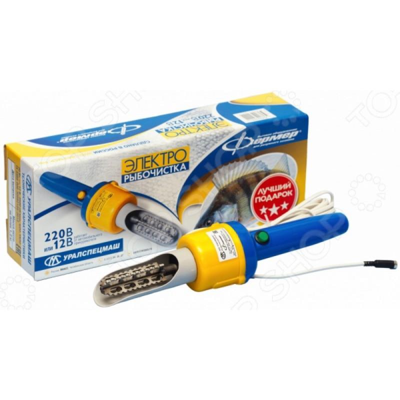 Рыбочистка электрическая Фермер РЧ-01