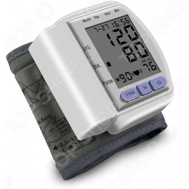 Тонометр Automatic Wrist Watch