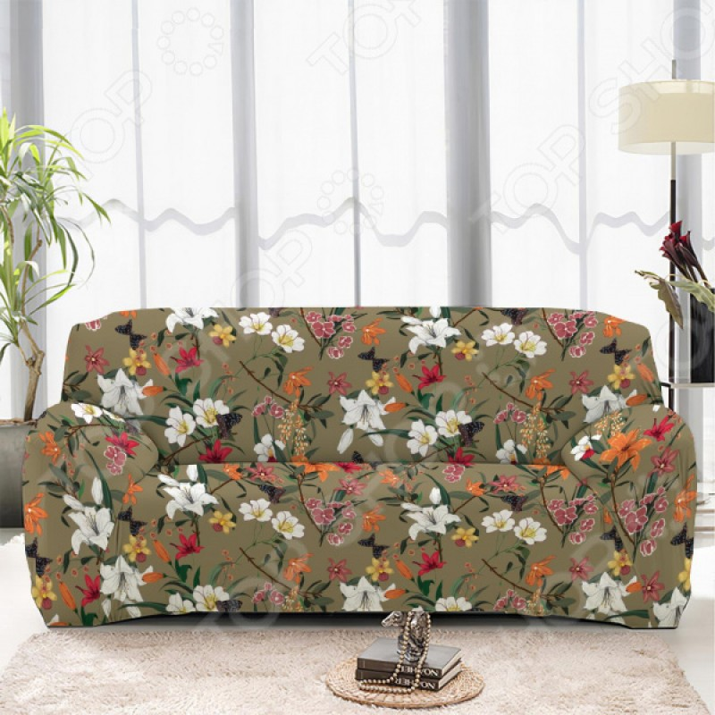 Чехол на трехместный диван «Шарм»