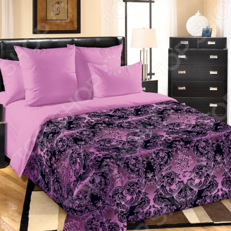 Комплект постельного белья Королевское Искушение «Калипсо»
