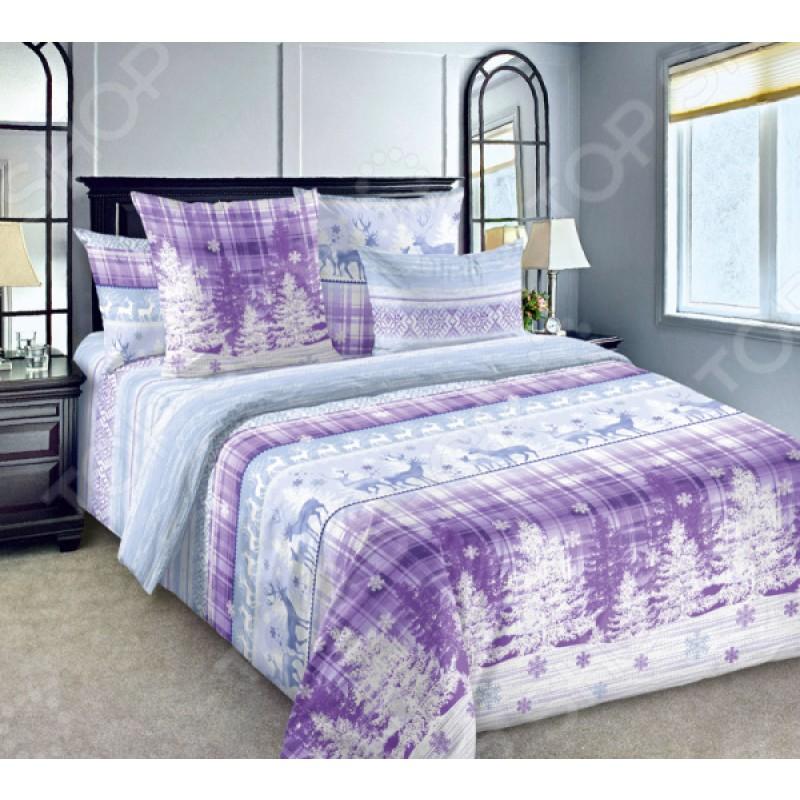 Комплект постельного белья ТексДизайн «Лесной олень»