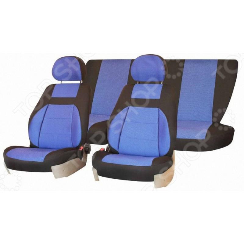 Набор чехлов для сидений Defly LADA Granta, 2011-2018