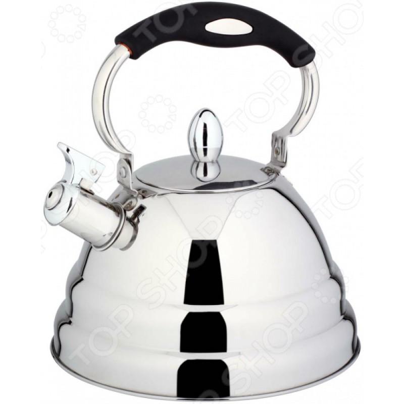 Чайник со свистком Bekker BK-S522