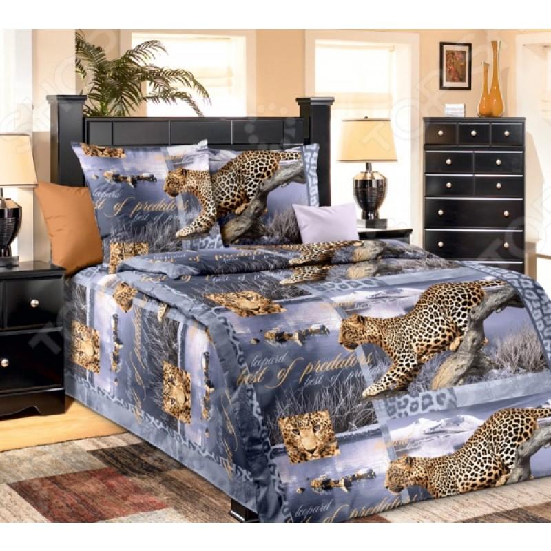 Комплект постельного белья ТексДизайн «Бросок». 1,5-спальный