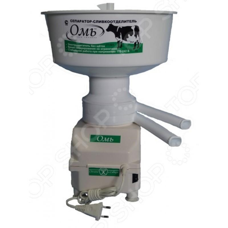 Сепаратор для молока Омь