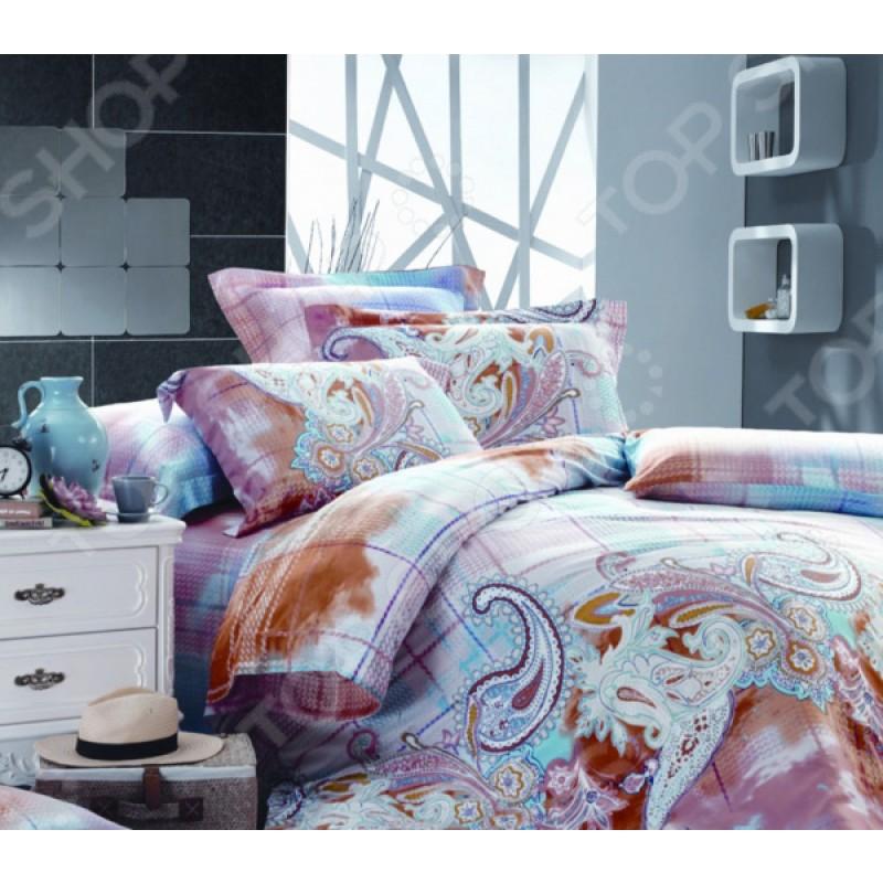 Комплект постельного белья La Noche Del Amor А-564. 1,5-спальный