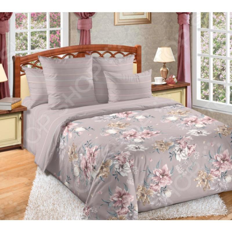 Комплект постельного белья ТексДизайн «Мгновение». Семейный