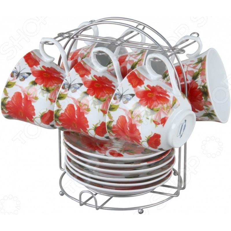 Чайный набор Rosenberg RPO-115021-13
