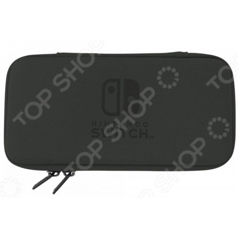 Чехол защитный HORI Slim tough pouch для Nintendo Switch Lite