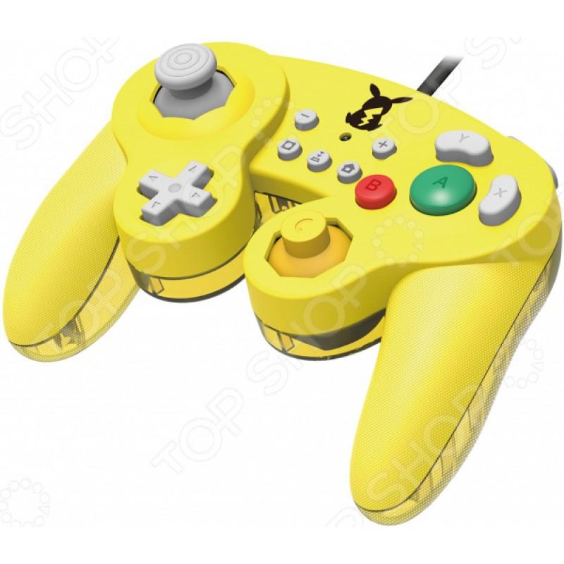 Геймпад HORI Battle Pad. Pikachu для Nintendo Switch