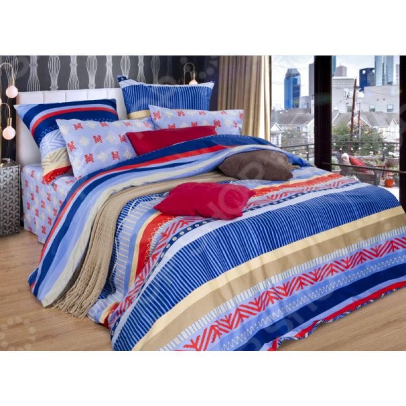 Комплект постельного белья La Noche Del Amor А-726. 2-спальный