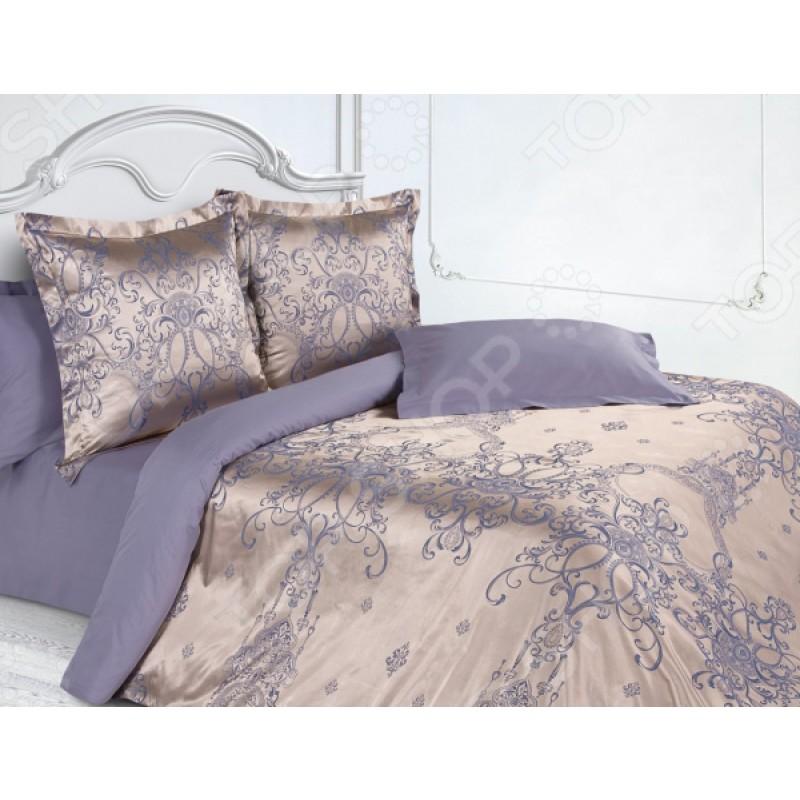 Комплект постельного белья Ecotex «Белиссимо». Евро